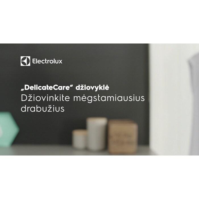 Electrolux - Džiovyklė su šilumos siurbliu - EDH3989TDW