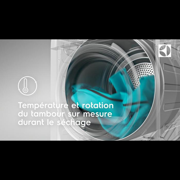 Electrolux - Sèche-linge pompe à chaleur - EDH3989TDW