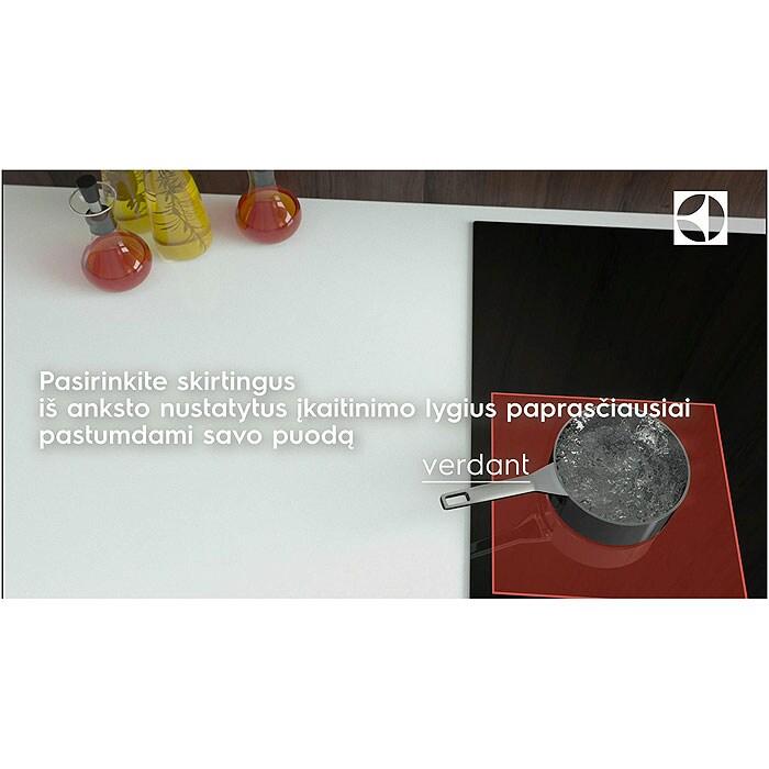Electrolux - Indukcinė kaitlentė - EHX8H10FBK