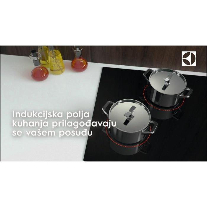 Electrolux - Indukcijska ploča - Ugradbeni - EHI6340FOK