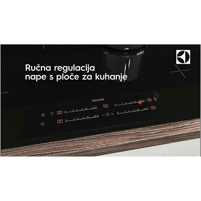 Electrolux - Indukcijska ploča - Ugradbeni - EHX6455FHK
