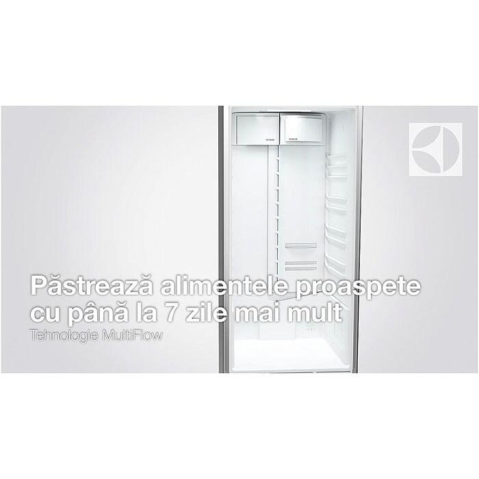 Electrolux - Combină frigorifică independentă - EN3889MFX