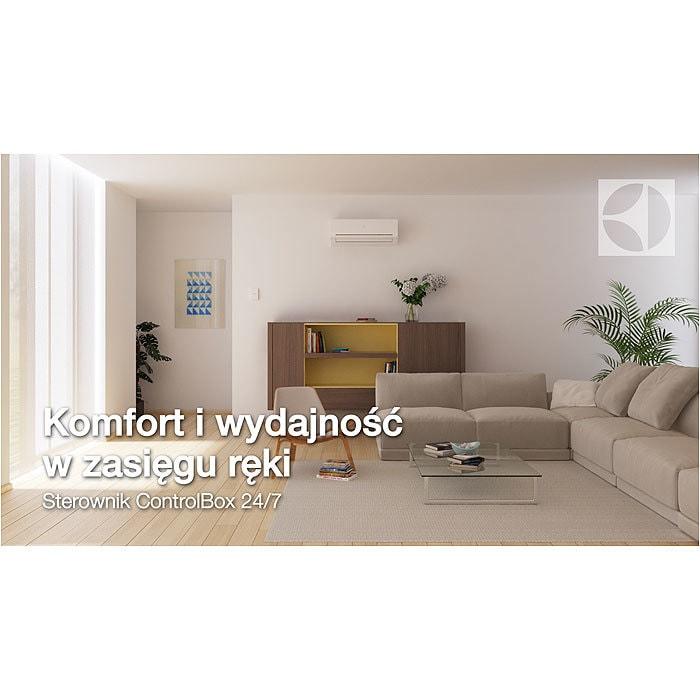 Electrolux - Klimatyzator split - EXI09HL1WI