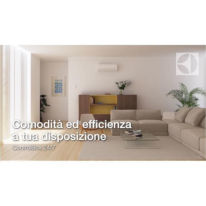 Electrolux - Condizionatori d'aria Split - EPI12NLIWI