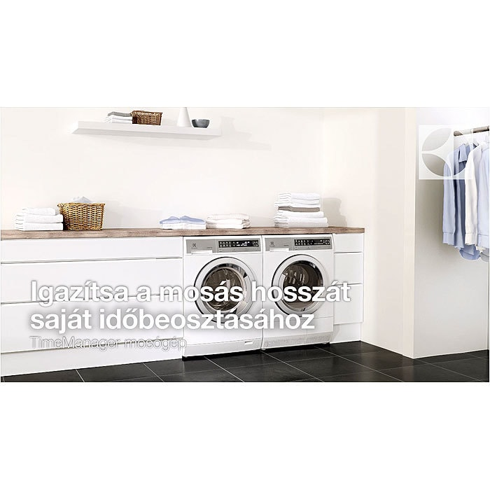 Electrolux - Elöltöltős mosógép - EWS31276SU