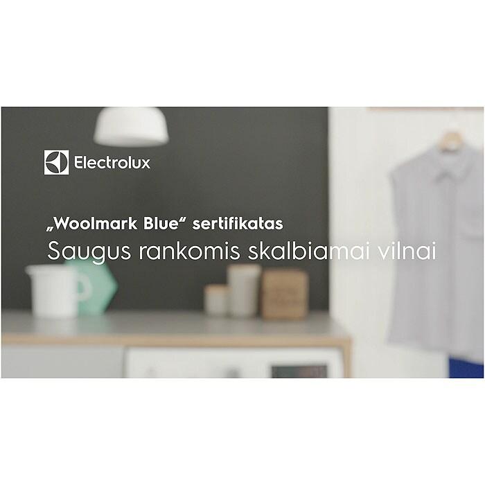 Electrolux - Skalbyklė kraunama iš priekio - EWS1276CI