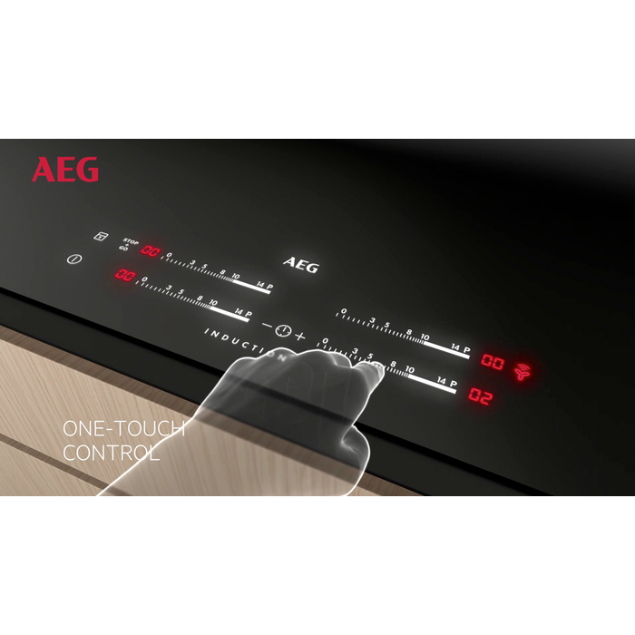 AEG - Induction hob - HK854401FB