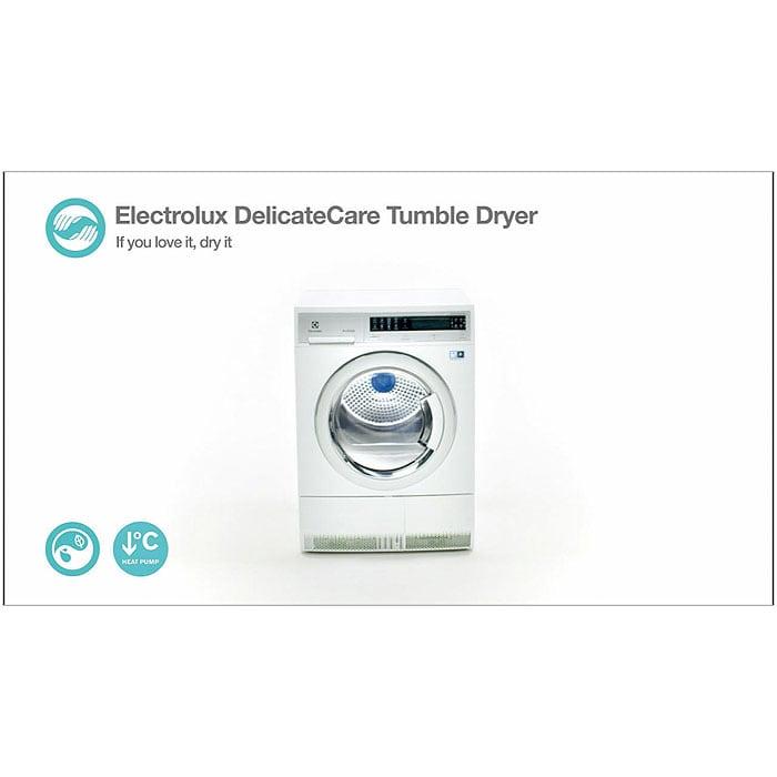 Electrolux - A tumbler (heatpump) - HT30L8120