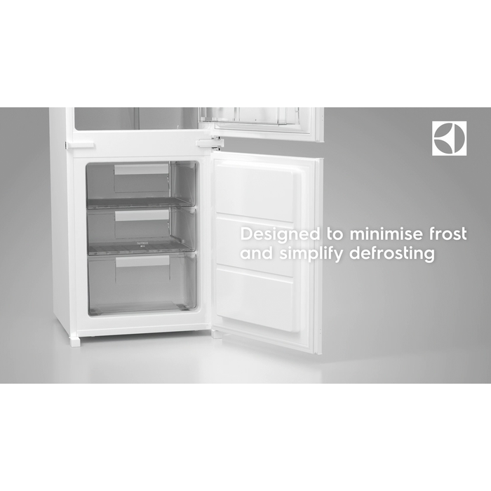 Electrolux - Vestavná kombinovaná chladnička - ENN2812COW