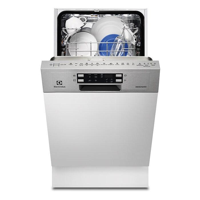 Electrolux - Maşină de spălat vase slim incorporabilă - ESI4500LOX