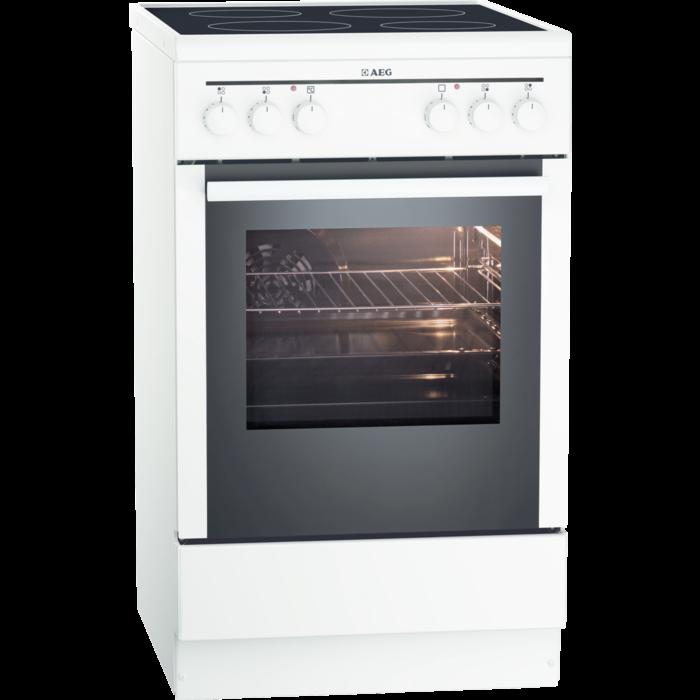 AEG - Ηλεκτρική κουζίνα - 40095VA-WN