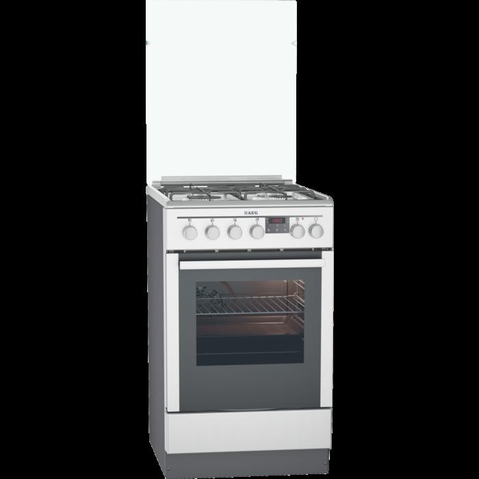 AEG - Kuchnia gazowa - 47395GM-MN