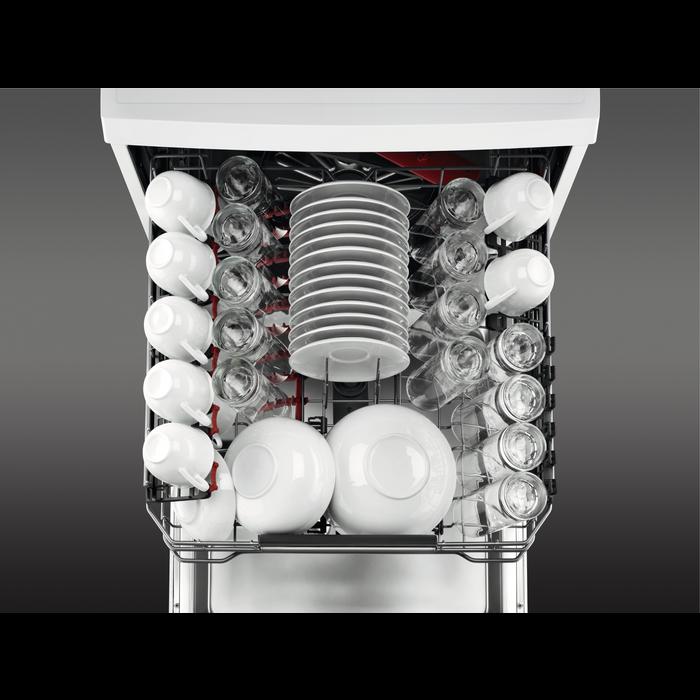 AEG - Einbau Geschirrspüler, 60cm - F67629IM0P
