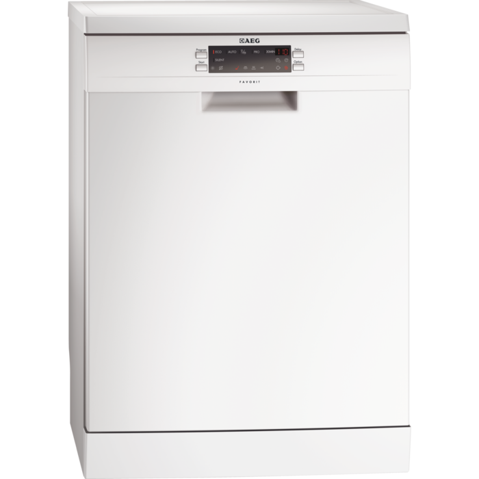 AEG - Freestanding dishwasher - F66609W0P