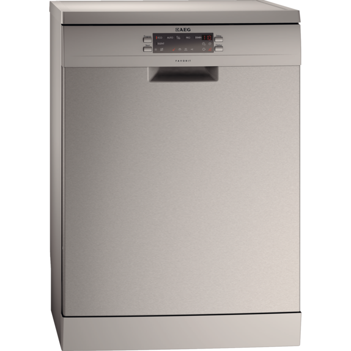 AEG - Freestanding dishwasher - F66609M0P