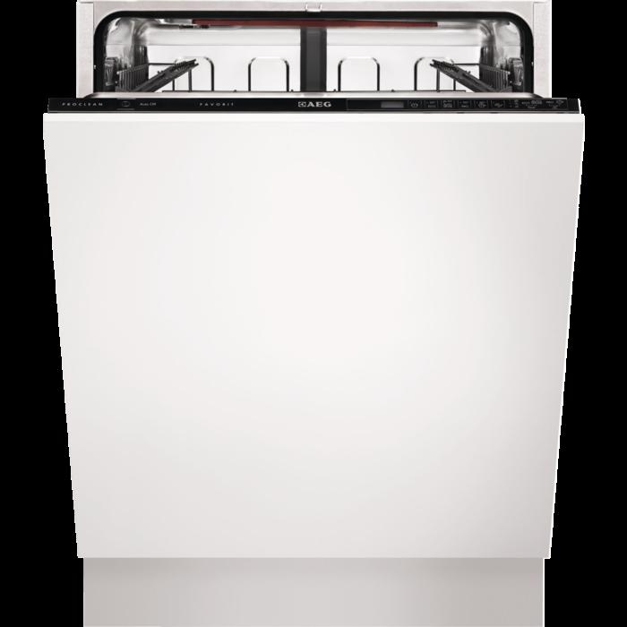 AEG - Einbau Geschirrspüler, 60cm - F55602VI0P