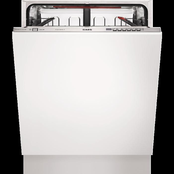 AEG - Einbau Geschirrspüler, 60cm - F66602VI0P