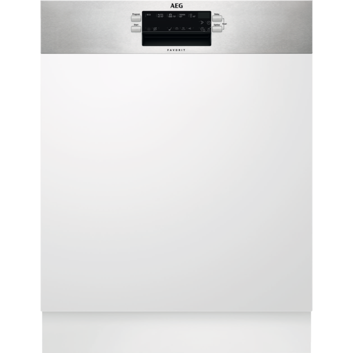 AEG - Einbau Geschirrspüler, 60cm - FES5360XZM