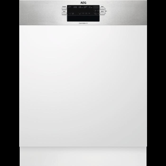 AEG - Einbau Geschirrspüler, 60cm - FEB52600ZM