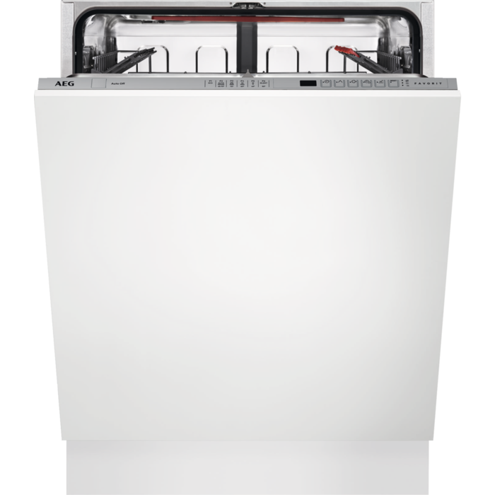 GLASS CARE INTEGRATED DISHWASHER