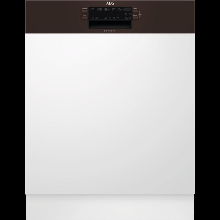 AEG - Einbau Geschirrspüler, 60cm - FEB52600ZD