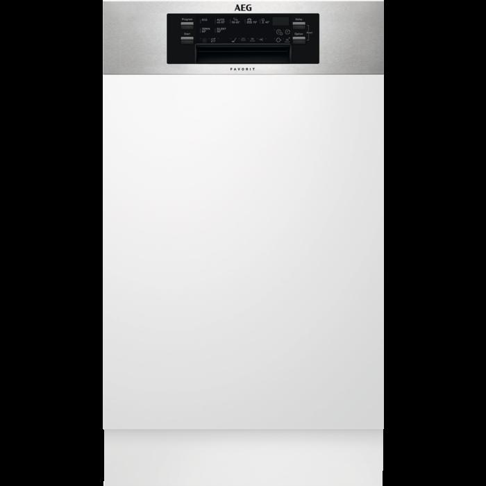 AEG - Einbau Geschirrspüler, 45cm - FEE63400PM