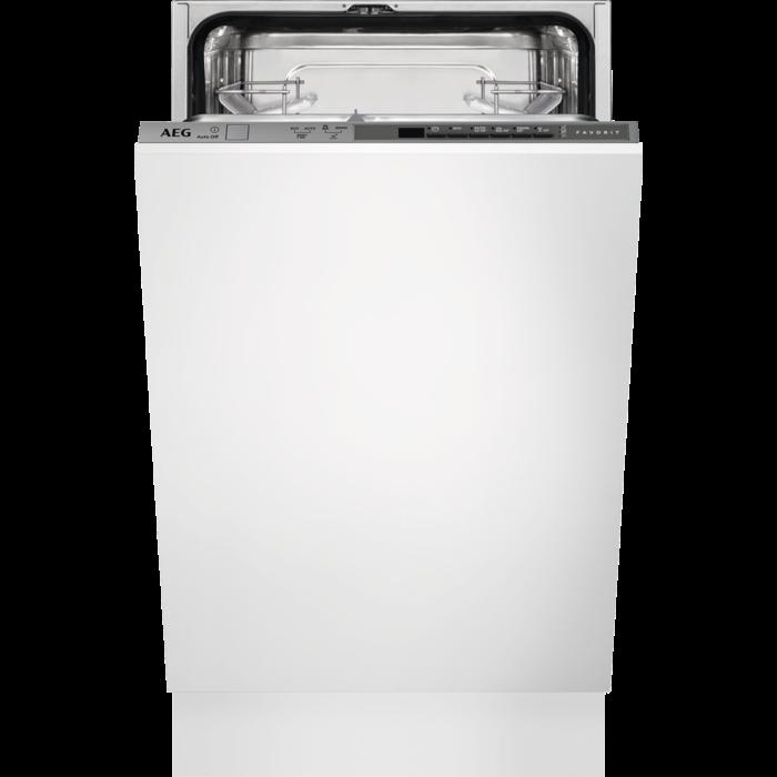 AEG - Integrated slimline dishwasher - FSB51400Z