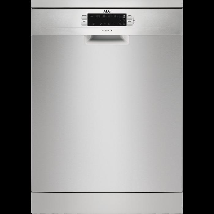 AEG - Lavavajillas de 60 cm - FFB53600ZM