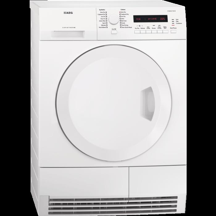 AEG - Condenser dryer - T75280AC