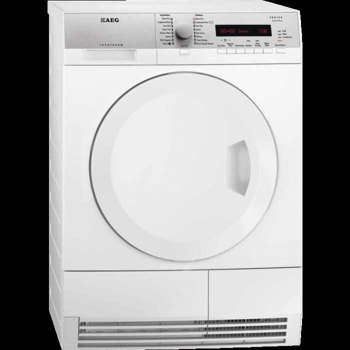 AEG - Heat pump dryer - T75380AH2