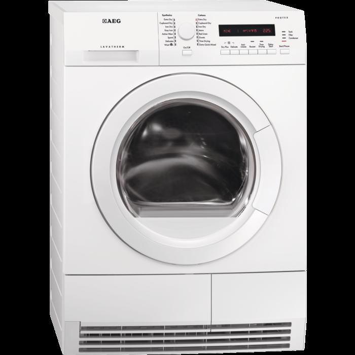 AEG - Condenser dryer - T76280AC