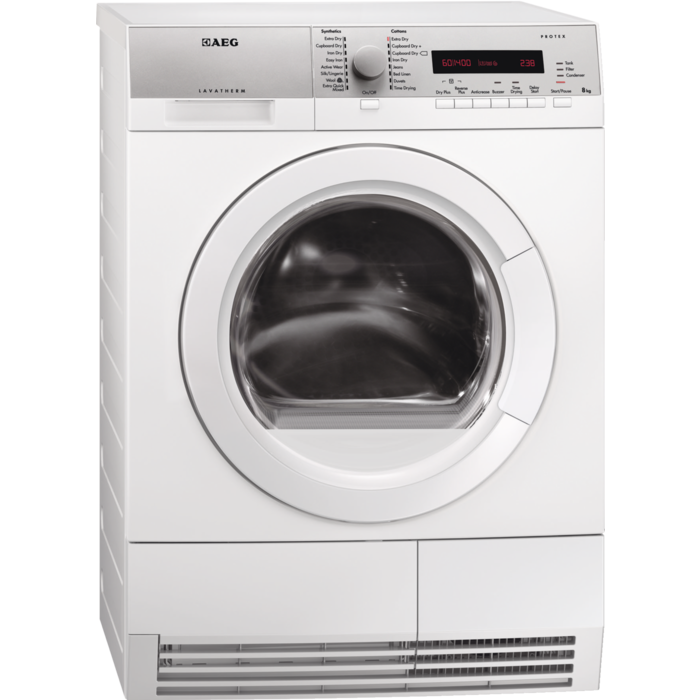 AEG - Heat pump dryer - T76385AH3