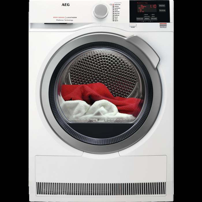 AEG - Condenser dryer - T6DBG822N