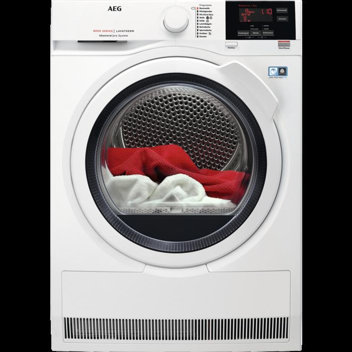 AEG - Wärmepumpen-Trockner - T8DB66680