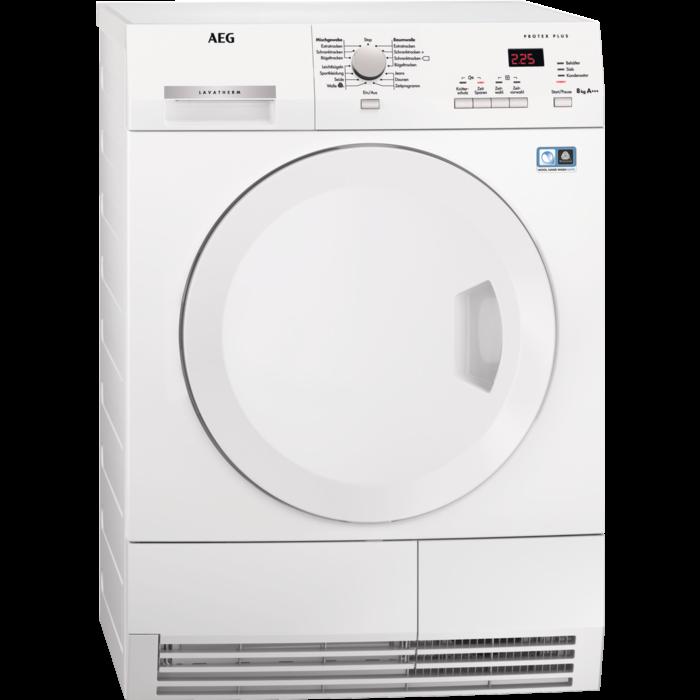 AEG - Wärmepumpen-Trockner - T68680IH