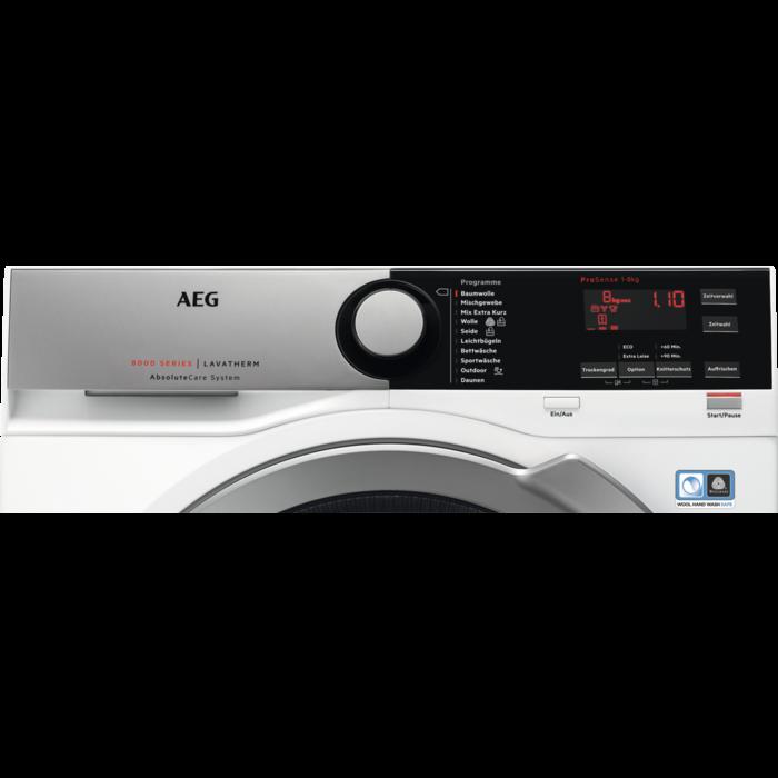 AEG - Wärmepumpen-Trockner - T8DE76687