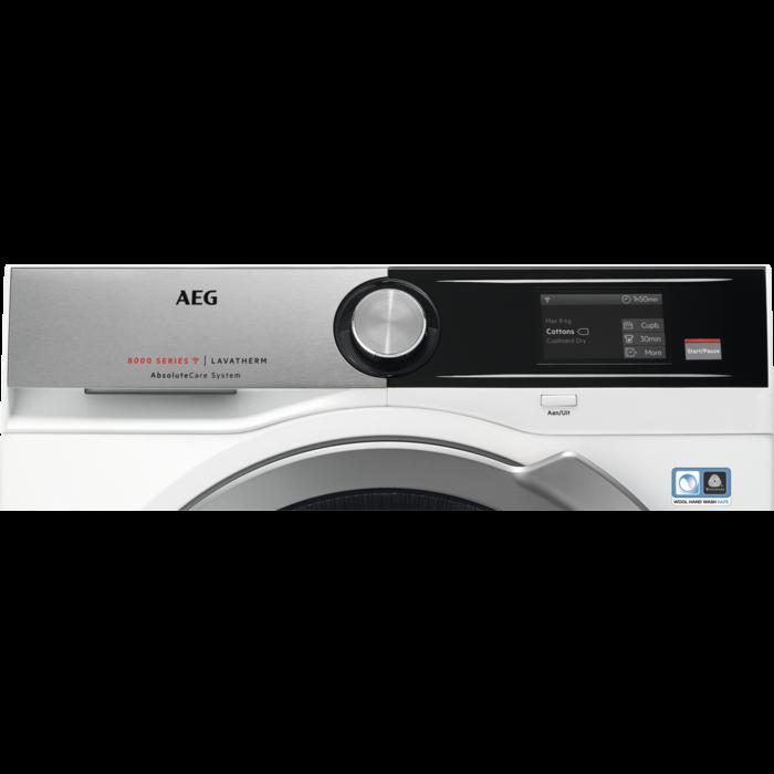 AEG - Warmtepompdroger - T8DE86AS