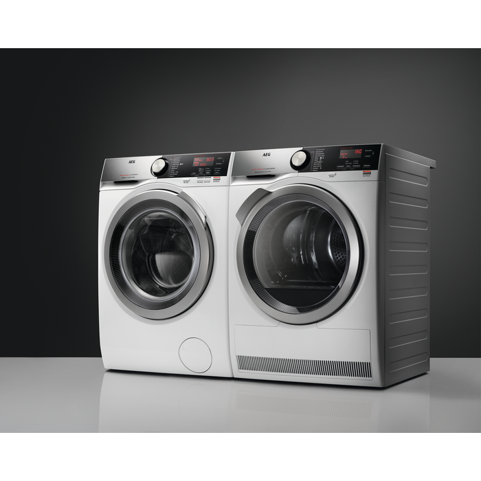 AEG - Heat pump dryer - T8DEE845R