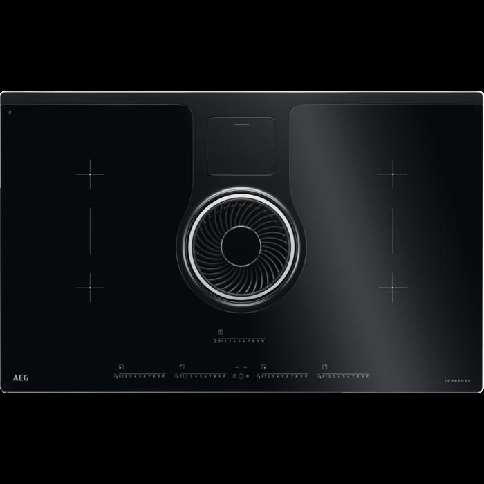 AEG - Płyta indukcyjna z okapem (COMBO) - IDK84451IB