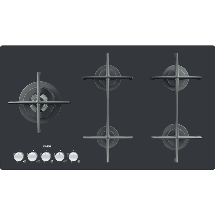 AEG - Gaskookplaat - HG995520NB