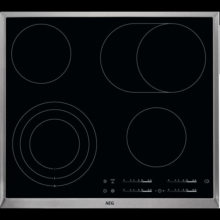 AEG - Elektrische kookplaat - HK654070XB