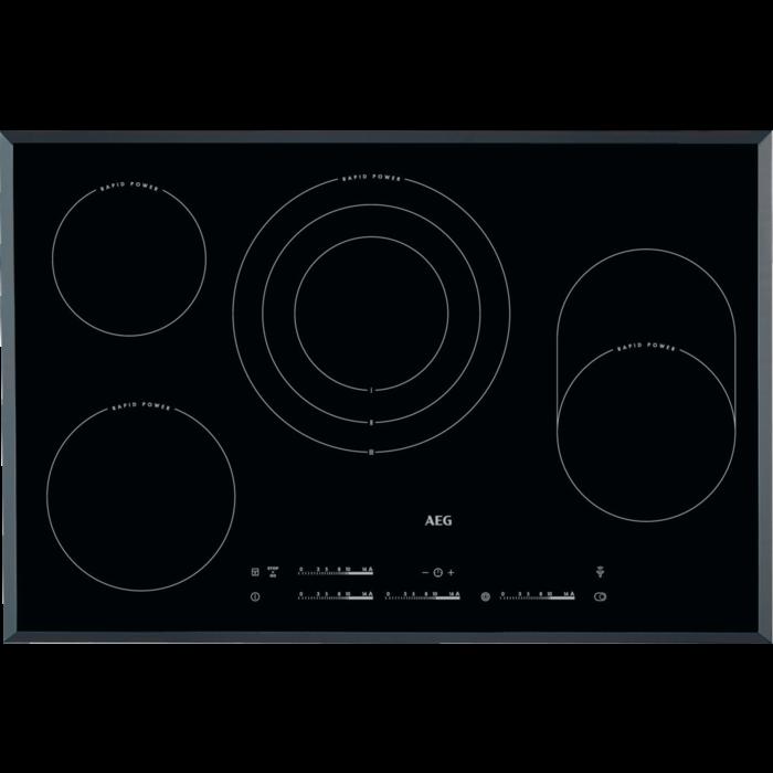 AEG - Strahlungsbeheizte Kochfelder - HK854870FB