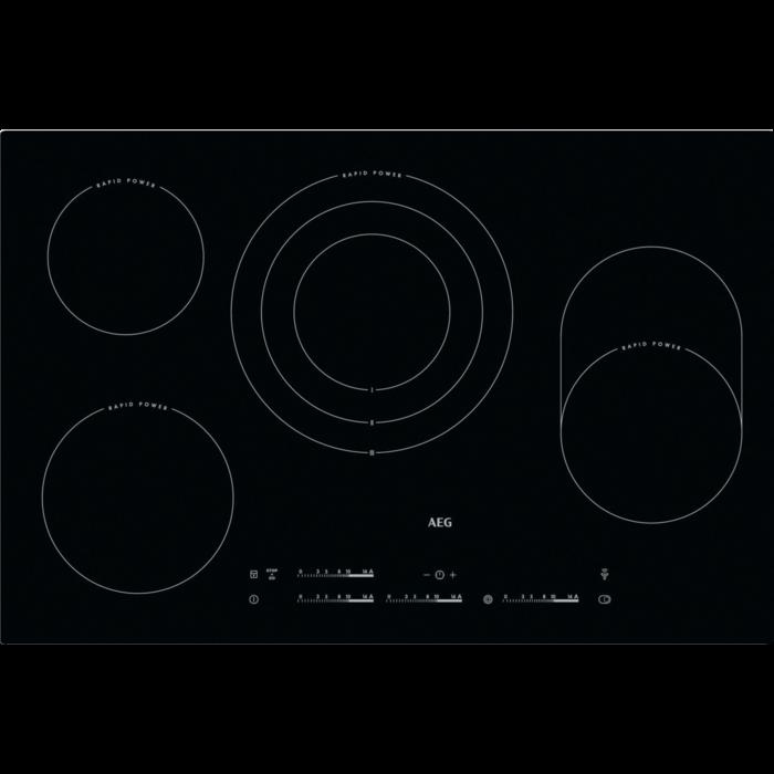 AEG - Strahlungsbeheizte Kochfelder - HK854870IB