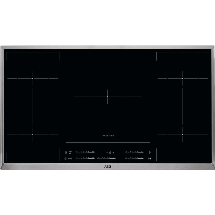 AEG - Table de cuisson à induction - HKM95513XB