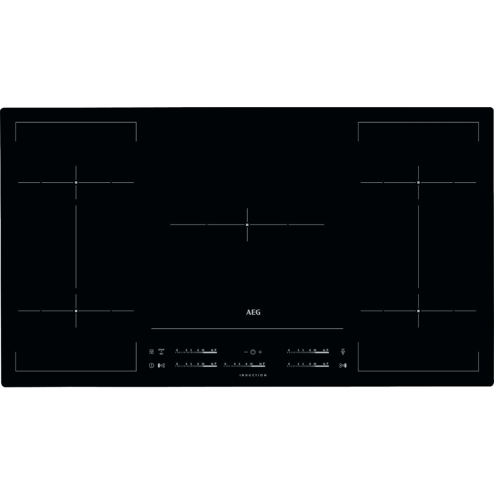 AEG - Table de cuisson à induction - HKM95513IB