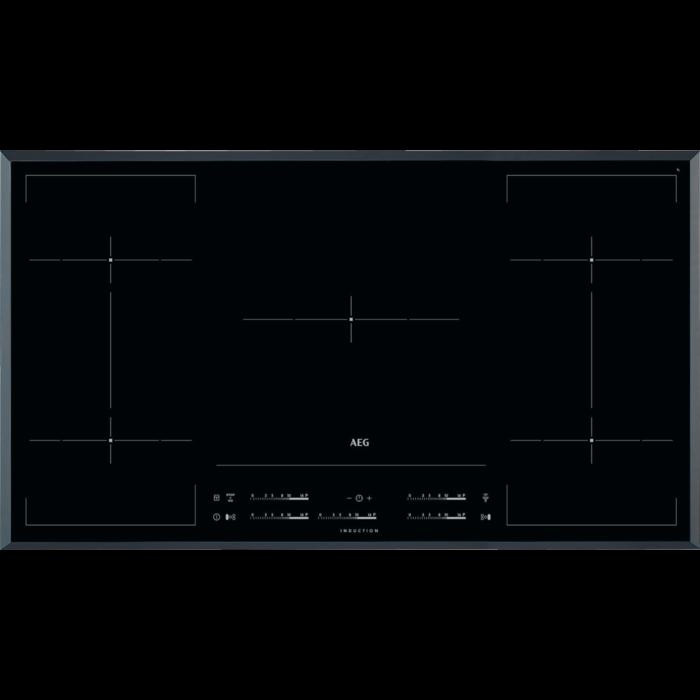 AEG - Table de cuisson à induction - HKM95513FB