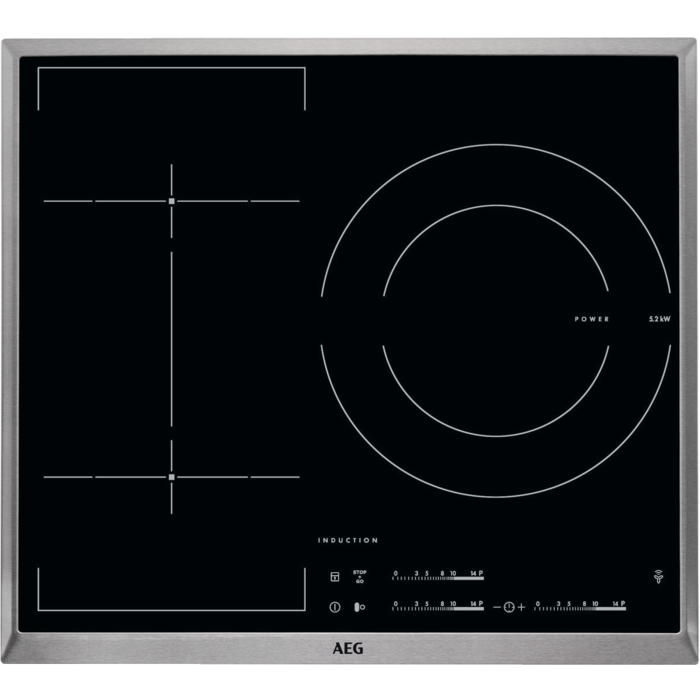 AEG - Placa de inducción - HKL65312XB
