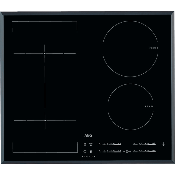 AEG - Piano cottura ad induzione - HKL65416FB