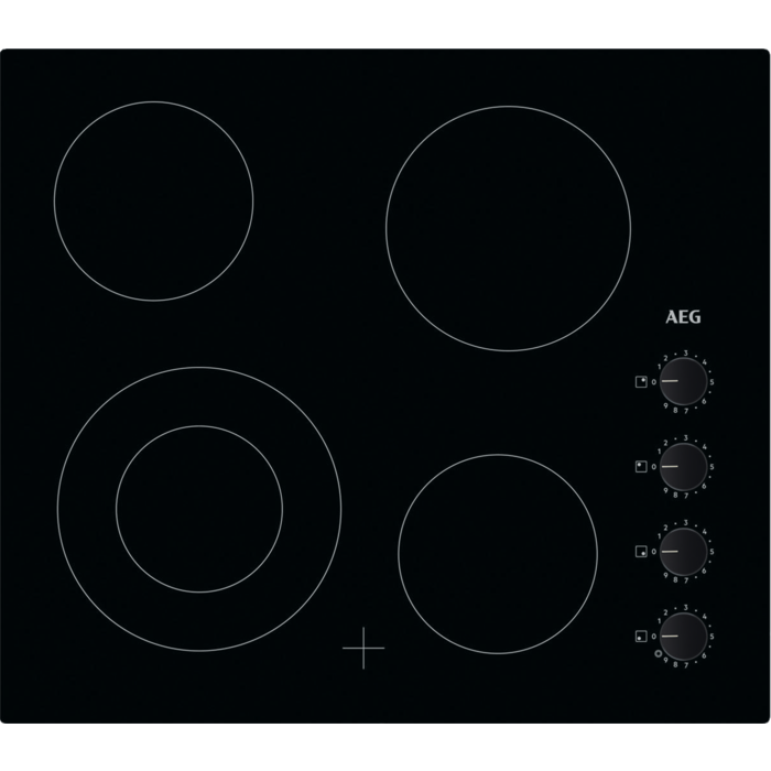 AEG - Electric hob - HRA64100CB