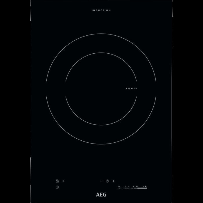 Paella-tsooniga unduktsioonpliidiplaat